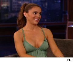 Alyssa Milano Explains Twitter to Jimmy Kimmel