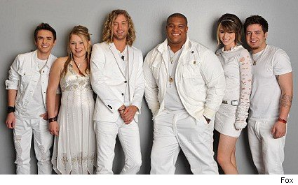 American Idol, season 9, top 6 perform