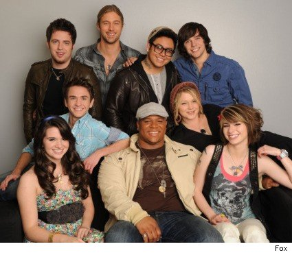 American Idol, Season 9, Top 9