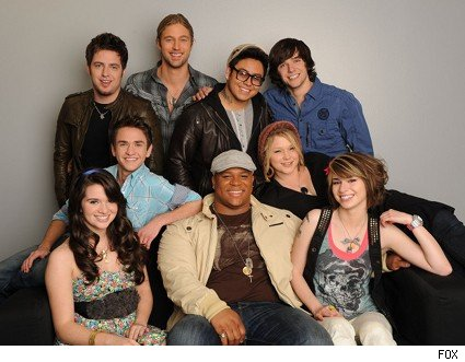 american idol top 9