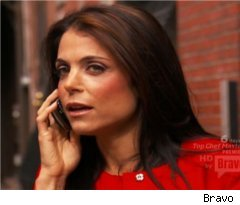 Bethenny and Jill Fight on 'Real Housewives of NYC'