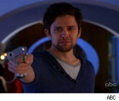 A Gun Shot on 'Ugly Betty'