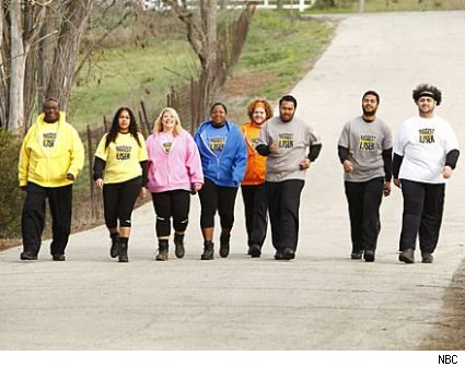 A new episode of 'The Biggest Loser' airs at 8:00 on NBC