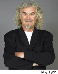 Billy Connolly considered for 1996 'Doctor Who' TV movie