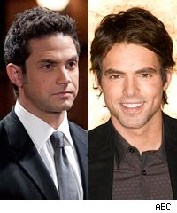 Brandon Barash and Jason Thompson