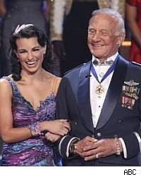 Buzz Aldrin, Dancing With the Stars