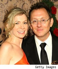 Carrie Preston and Michael Emerson