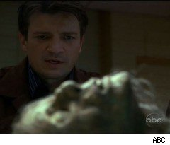 Mummy Killer on 'Castle'