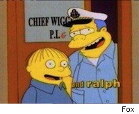 Chief Wiggum, P.I.