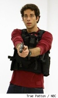 Zach Levy as 'Chuck'