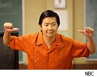 Community, Webisodes, Senior Chang, Chicken Fingers