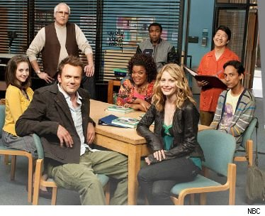A new 'Community' anchors NBC's night of comedy starting at 8:00