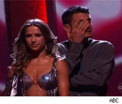 Aiden Is Eliminated on 'Dancing With the Stars'