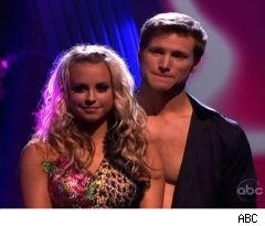 Jake Is Eliminated and Cries on 'Dancing With the Stars'