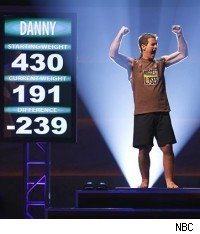 Danny Cahill, 'The Biggest Loser 8'