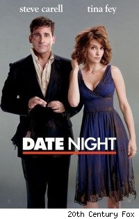 Steve Carell and Tina Fey in 'Date Night'