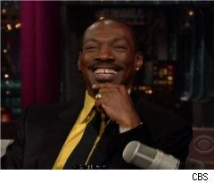 Eddie Murphy on 'Late Show'