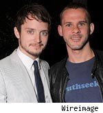 Elijah Wood and Dom Monaghan