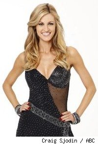 Erin Andrews on 'DWTS'