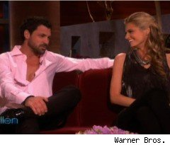 Are Erin Andrews and Maksim Falling in Love?