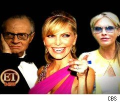 Larry King Is Accused of Having an Affair With His Wife's Sister