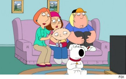 'Family Guy' - 'April in Quahog'