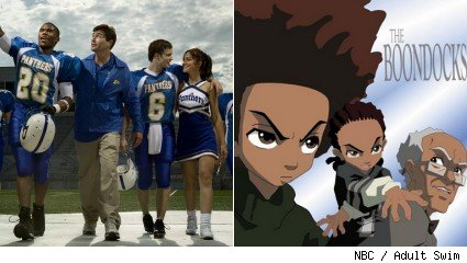 'Friday Night Lights' / 'The Boondocks'