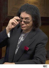 Gene Simmons, The Celebrity Apprentice