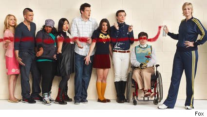 Cast of 'Glee'