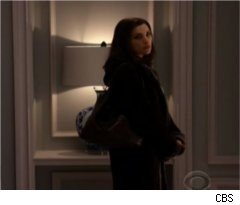 Peter Crosses Line on 'The Good Wife'