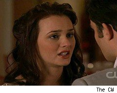 Gossip Girl, Blair tells Chuck it's over