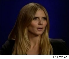 Heidi Klum's Last Elimination on 'Project Runway'