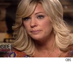 Kate Gosselin in Tears on 'Inside Edition'