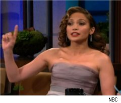 J.Lo Takes Diva Test on 'Tonight Show'