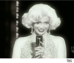 J.Lo as Marilyn Monroe on 'Lopez Tonight'