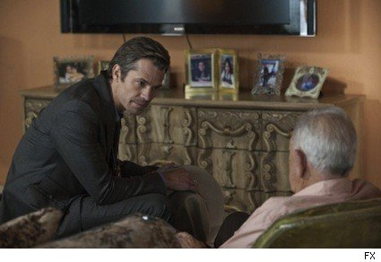 Timothy Olyphant on 'Justified'