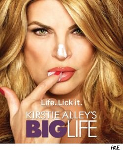 A new 'Kristie Alley's Big Life' airs at 10:00 on A&E