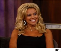 Kate Gosselin Talks 'Dancing' on 'Jimmy Kimmel Live'