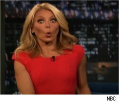 Kelly Ripa Talks 'Dancing' on 'Late Night'