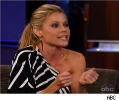Julie Bowen Talks Kids on 'Jimmy Kimmel Live'