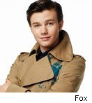 Chris Colfer Glee