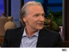 Bill Maher Tonight Show with Jay Leno