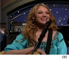 Didi Benami Performs on 'Late Show with David Letterman'