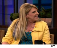 Lisa Lampanelli on 'Tonight Show'