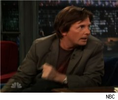 Michael J. Fox on 'Late Night'