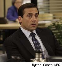 Michael Scott on 'The Office'