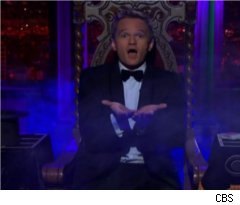 Neil Patrick Harris Does Magic on 'Late Late Show'