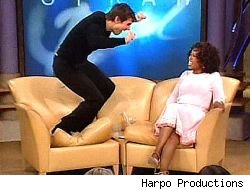 Jumpin Cruise! Tom Cruise returns to 'Oprah' on May 14th
