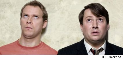 A new episode of 'Peep Show' airs at 9:00 on BBC America