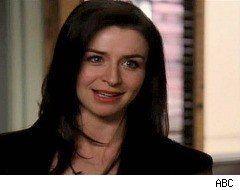 Private Practice, Dr. Shepherd's little sister, Amelia